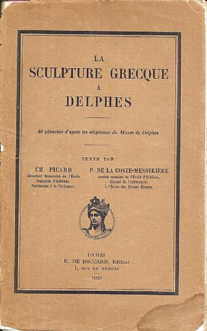 La sculpture Grecque a Delphes